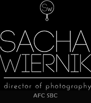 Sacha Wiernik - Director of photography